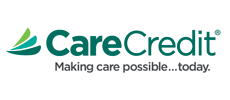 CareCredit logo linking to their website