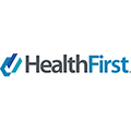 HealthFirst logo linking to page with more information